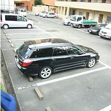 屋外駐車場