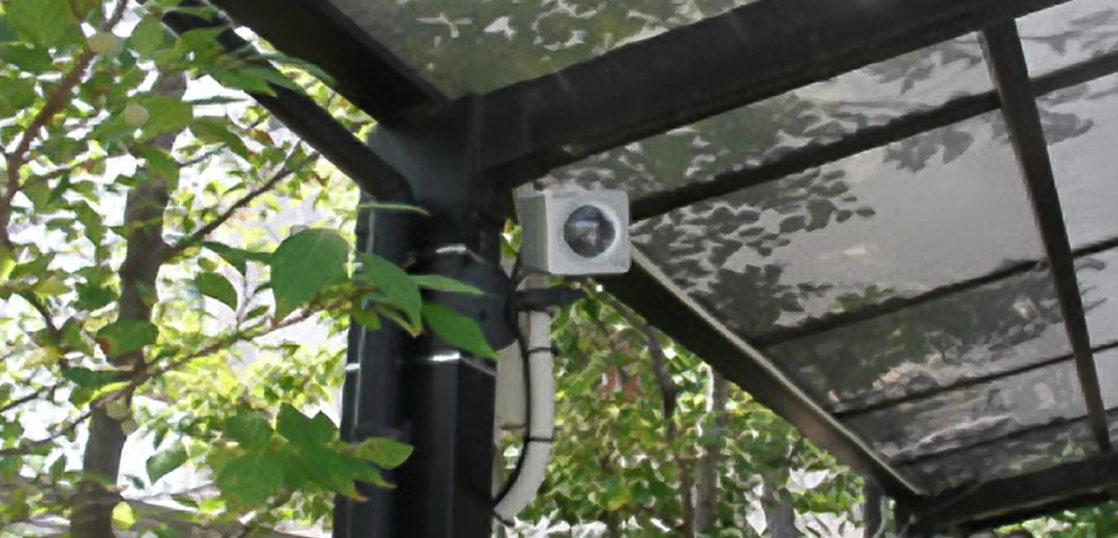 防犯カメラ設置事例-img1(福岡の防犯カメラのことなら西日本電波サービス)