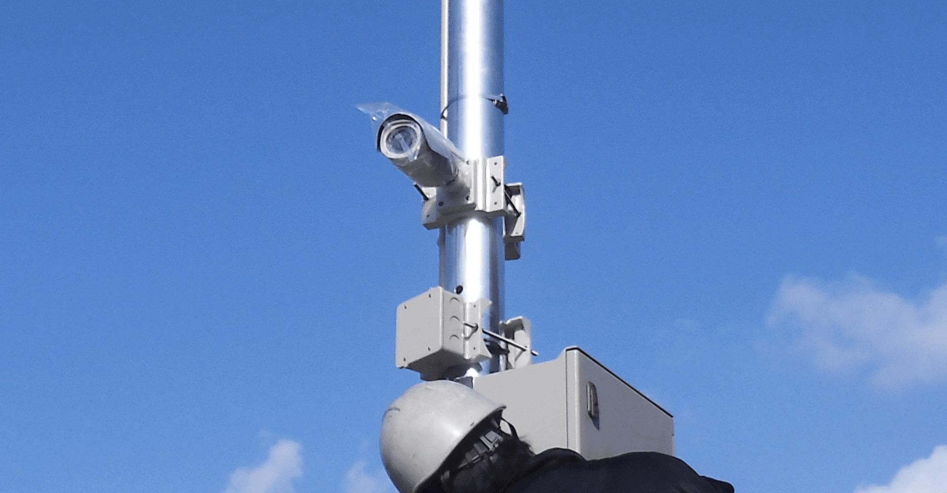 プロの目線の防犯カメラの設置場所選び